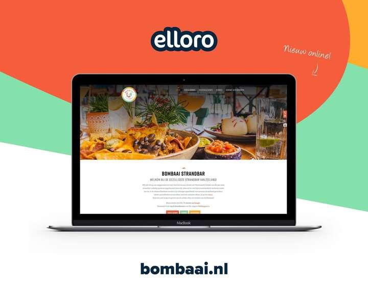 Met een tot in de puntjes uitgedacht concept is @bombaaistrandbar uitgroepen tot beste nieuwe Strandzaak van Nederland. Alles klopt: hippe gerechten, lekkere drankjes en een kleurrijke huisstijl, welke wij natuurlijk doorgevoerd hebben in hun nieuwe site bombaai.nl. Veel succes @nielsvanalphen90, @theovanalphen en collega's! 🏆👍🎉